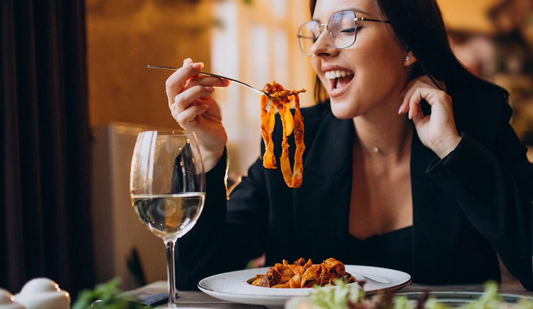 Un pranzo con le amiche a Roma Prati