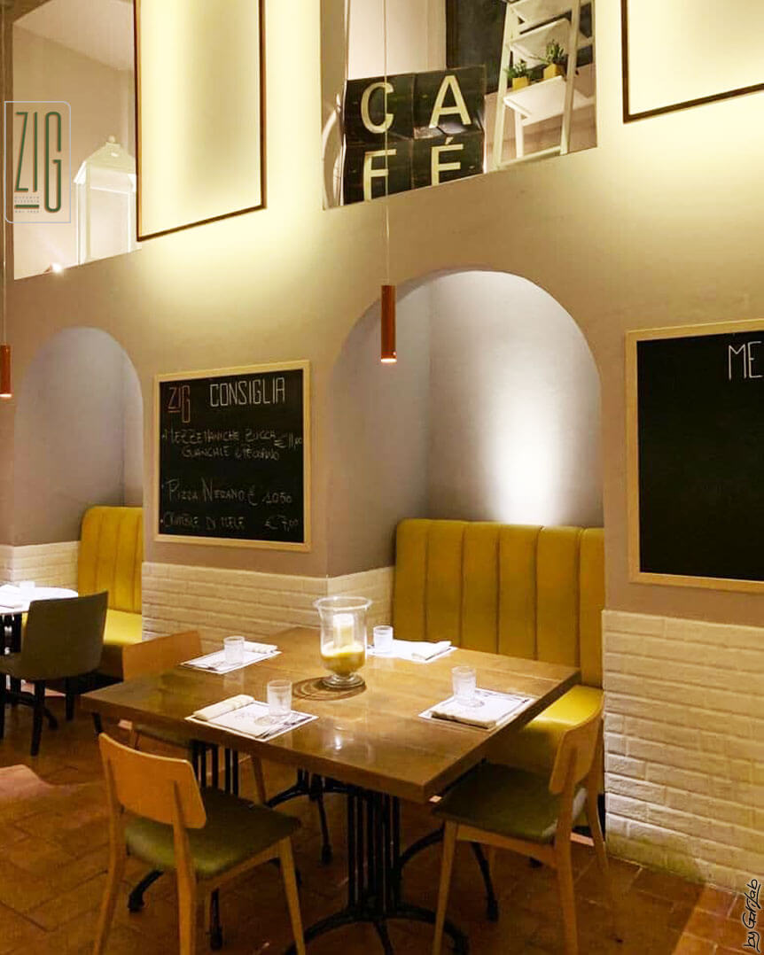 ZiG ristorante pizzeria Roma